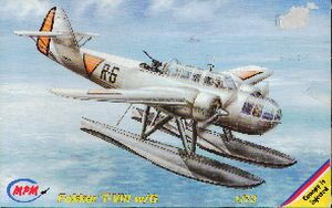 Image not found :Fokker T.VIIIw