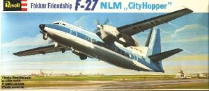 Image not found :Fokker Friendship F-27 NLM Cityhopper