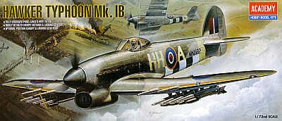 Image not found :Hawker Typhoon IB