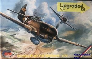 Image not found :Curtiss P-40F/L 'Upgraded'