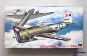 Image not found :P-47D Thunderbolt Razorback
