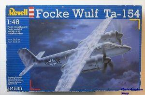 Image not found :Focke Wulf Ta.154