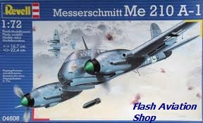 Image not found :Messerschmitt Me.210 A1