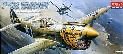 Image not found :P-40E Warhawk