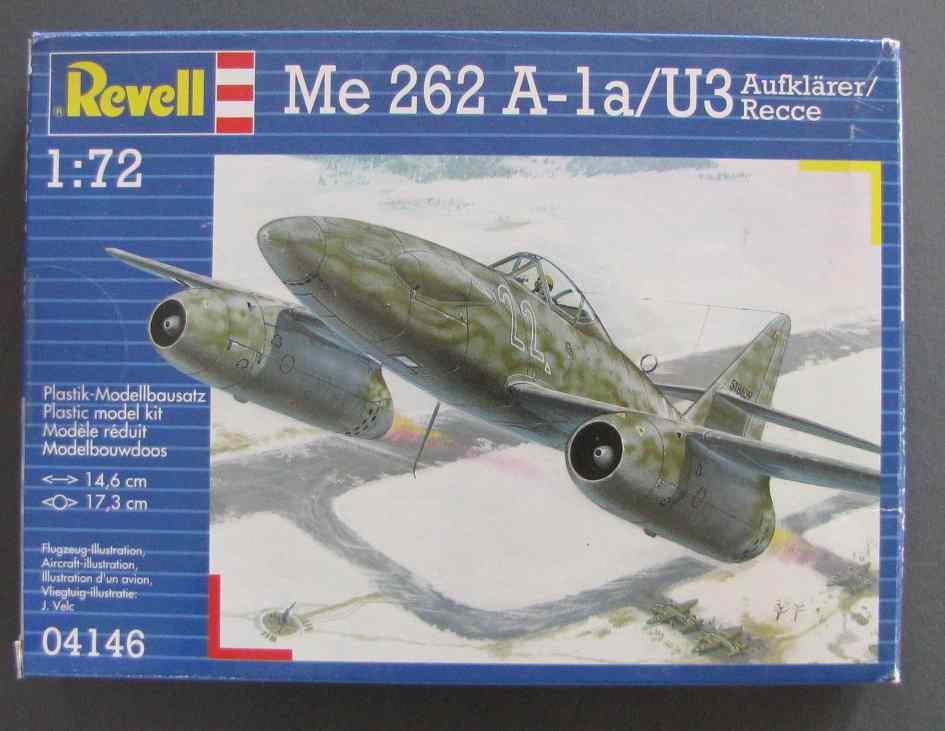 Image not found :Me.262A-1a/U3 Reconnaissance
