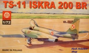 Image not found :ZTS / TS-11 Iskra 200 BR (no box !)