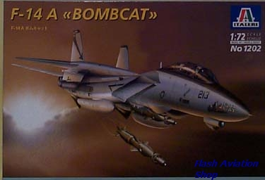 Image not found :F-14A Bombcat