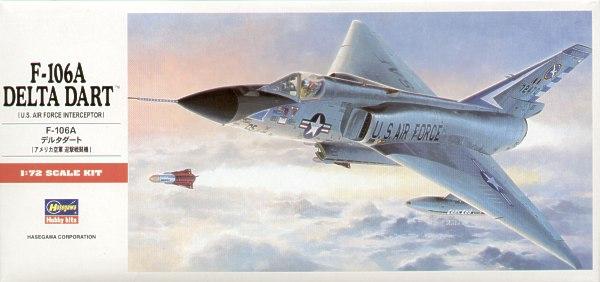 Image not found :00341 F-106A Delta Dart