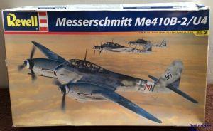 Image not found :Messerschmitt Me.410B-2/U4