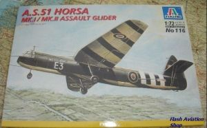 Image not found :AS-51 Horsa (2000)