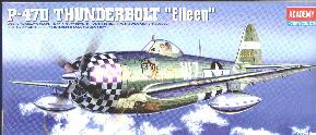 Image not found :P-47 Thunderbolt 'Eileen'