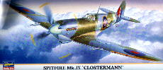 Image not found :Spitfire Mk.IX 'Clostermann'