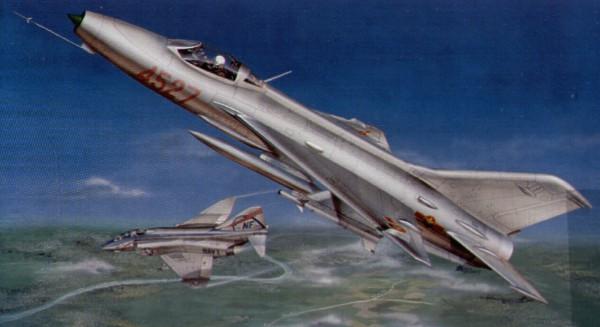 Image not found :MiG-21 / F-13