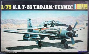 Image not found :North American T-28 Trojan/Fennec