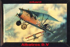 Image not found :Albatros D.V (redesigned)