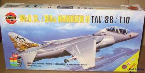 Image not found :McDD/BAe Harrier TAV-8B / T10 (Blue box)