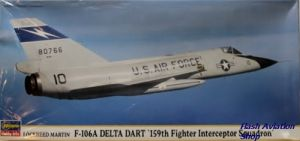 Image not found :F-106A Delta Dart '159th Fighter Interceptor