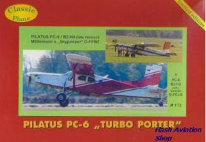 Image not found :Pilatus PC-6 / B2-H4 (Late Version) Skyjumper Pt.II