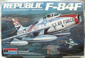 Image not found :Republic F-84F Thunderstreak (some parts build, unpainted)