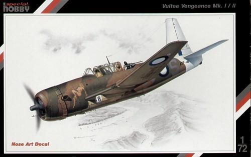 Image not found :Vultee Vengeance Mk.I / II