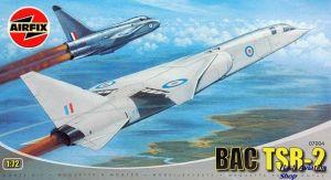 Image not found :BAC TSR-2 (Still in original sealing !)