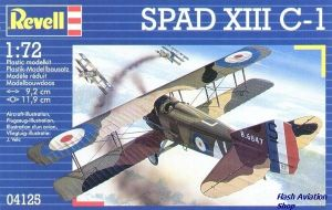 Image not found :Spad XIIIC-1