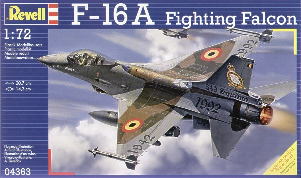 Image not found :F-16A 'Anniversary'