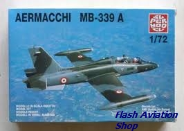 Image not found :Aermacchi MB.339A