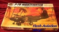 Image not found :Douglas P-70 Nightfighter PLUS Revell A-20 Boston III