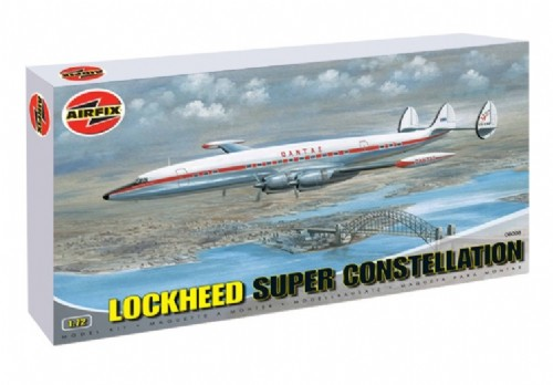 Image not found :Lockheed Super Constellation (Grey box)