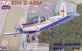 Image not found :Zlin Z-42M