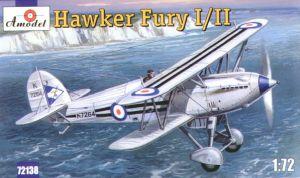 Image not found :Hawker Fury I/II