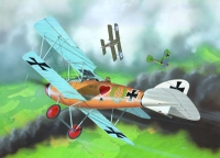 Image not found :Albatros D.III