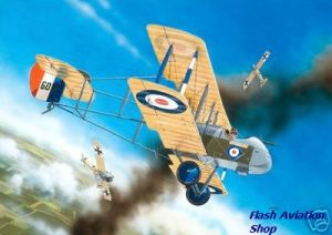 Image not found :De Havilland DH.2 (actually 1/144 on box)