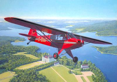 Image not found :Piper PA-18 Super Cub