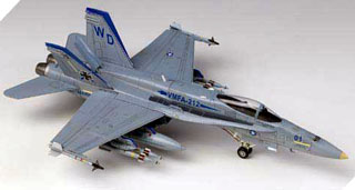 Image not found :F/A-18C Hornet