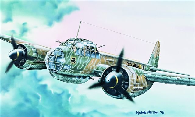 Image not found :Junkers Ju 88A-4