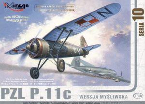 Image not found :PZL P.11c