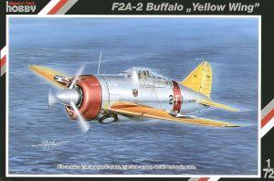 Image not found :F2A-2 Buffalo 'Yellow Wing'