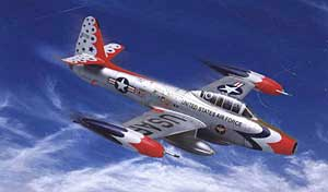 Image not found :F-84G Thunderjet