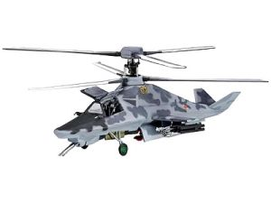 Image not found :Kamov Ka-58 Stealth Helicopter