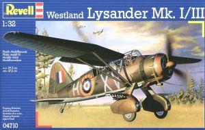 Image not found :Westland Lysander Mk.I / Mk.III