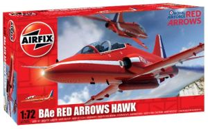 Image not found :BAe Red Arrows Hawk (new tooling) (Red box)