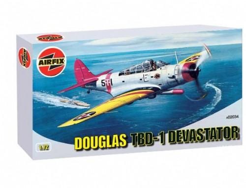 Image not found :Douglas TBD-1 Devastator (Grey box)
