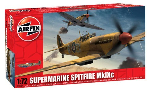Image not found :Supermarine Spitfire Mk.IXc (new tooling) (Red box)