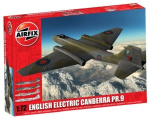 Image not found :EE Canberra PR.9 (new tool) (Red box)