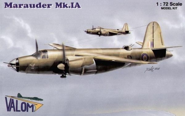 Image not found :B-26A Marauder Mk.IA