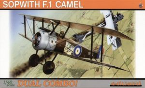 Image not found :Sopwith F.1 Camel dual combo