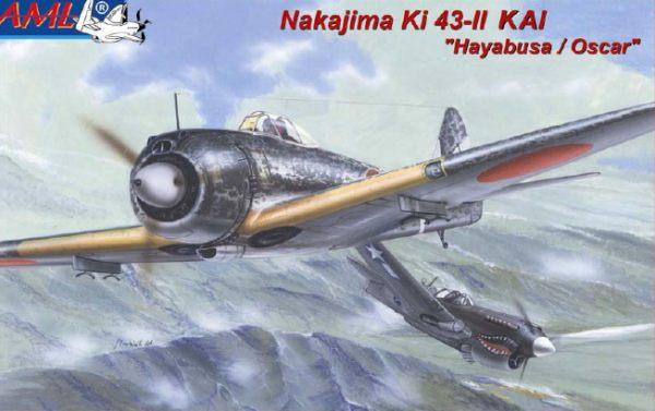 Image not found :Nakajima Ki 43 - IIKAI