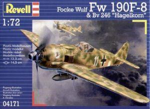 Image not found :Focke Wulf Fw.190 F-8 & Bv.246 Hagelkorn